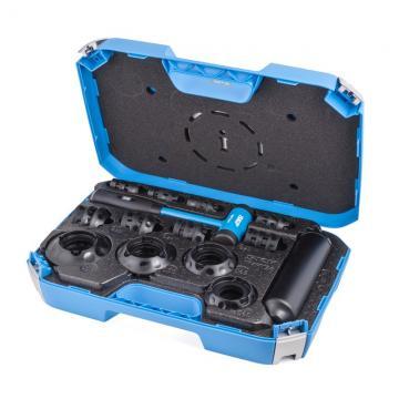 5 Ton Hydraulic Bearing Hub Gear Puller Rotor Press Separator 3 Jaws Tool Set