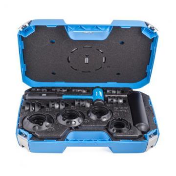 Slide Hammer Dent Puller Tool Kit Wrench Adapter Axle Bearing Hub Auto Set 17PCS