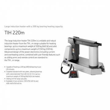 SKF TIH 100M/MV BEARING INDUCTION HEATER 230 V 50/60 Hz -FREE SHIPPING-