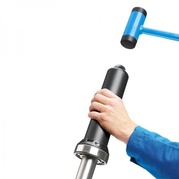 23pcs Front Wheel Drive Bearing Press Tool SETs Removal Adapter Puller Pulley #2 image