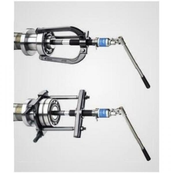 3 Jaw Pilot Bearing Puller Inner Wheel Extractor Gear Bushing Remover Tool Kit #2 image